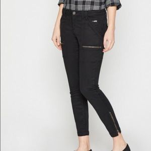 Joie Park Skinny Twill Pants Size 27
